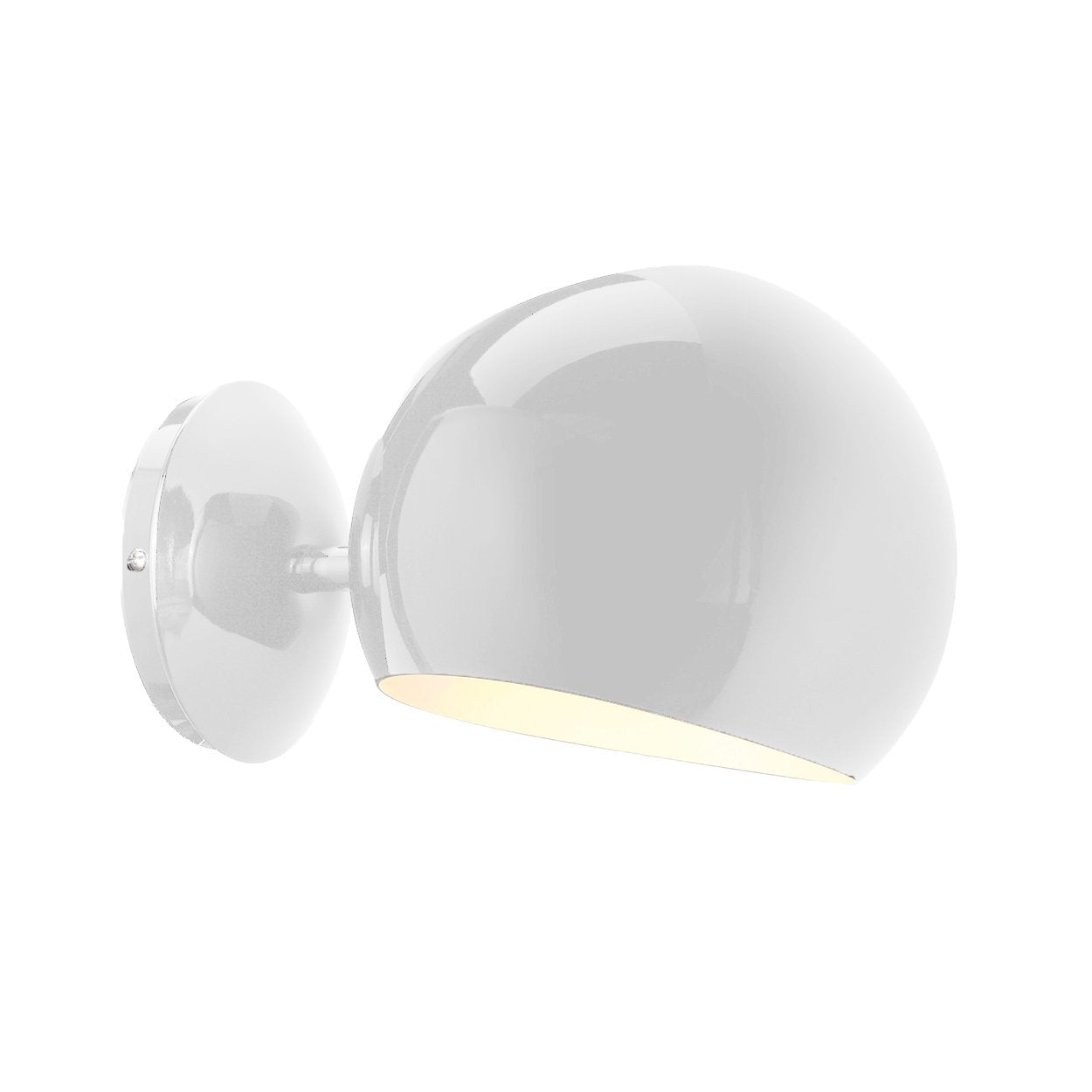 [LBW069WHTL] Arboga wall sconce
