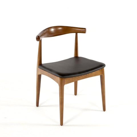 [DC593BROWN] The Kennedy Side Dining Chair