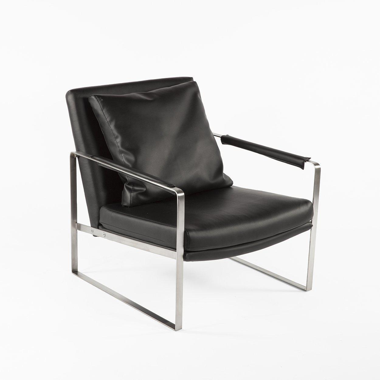 [FV372BLK] The Ustrup Lounge Chair