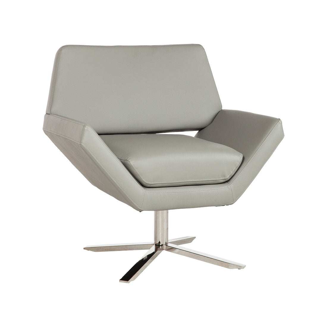 [FV255LGREY] Eirian Lounge Chair