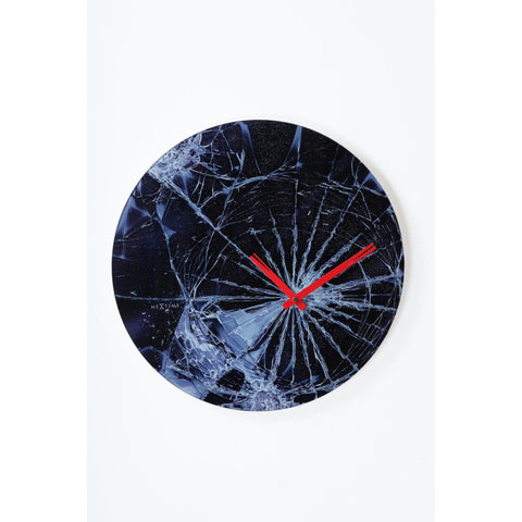 [NT8147] The Crash Wall Clock SALE