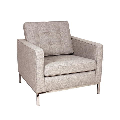 [FB2807WHEAT] The Draper Lounge Chair SALE