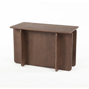 [FST0042WALNUT] The House of Cards End Table