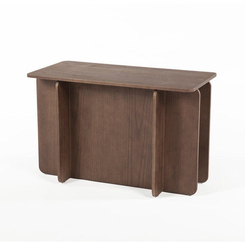[FST0042WALNUT] The House of Cards End Table Sale