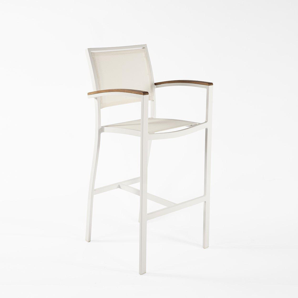 [FCC0218WHT] flevoland bar chair
