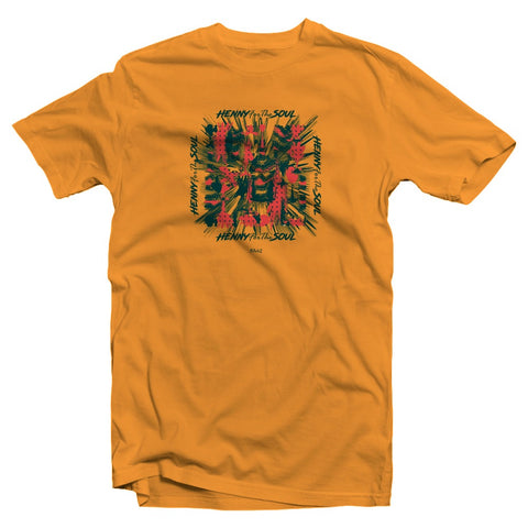 Mosaic Yellow T-Shirt (Limited Edition)