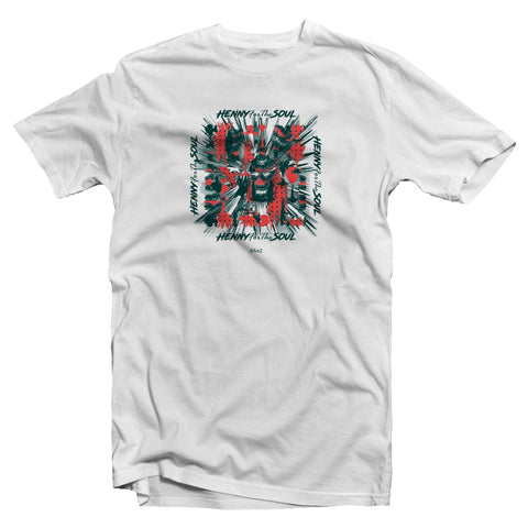 Mosaic White T-Shirt (Limited Edition)