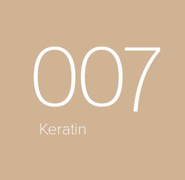 007 Keratin hair products by Biotop
