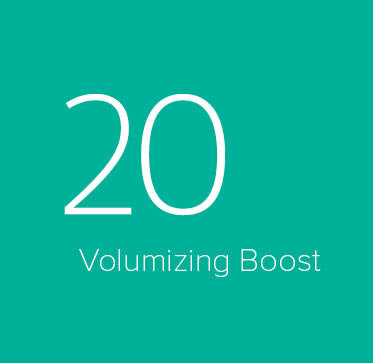 20 VOLUMIZING BOOST