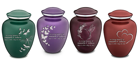 With a Personal Touch: Graphic Designers and Custom Designs for Urns