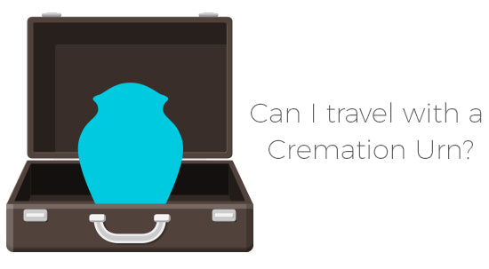Travelling with a Cremation Urn