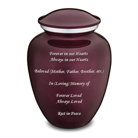 Personalization of Cremation Urns
