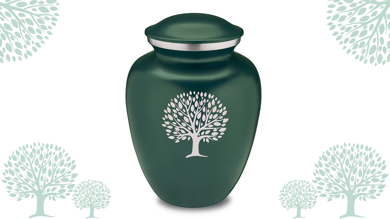 Embrace Tree Of Life Cremation Urn For Ashes