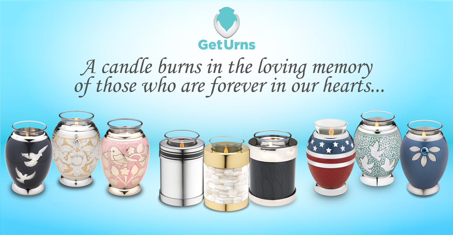 cremation tealights