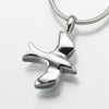 Sterling Silver Dove Pendant Cremation Jewelry