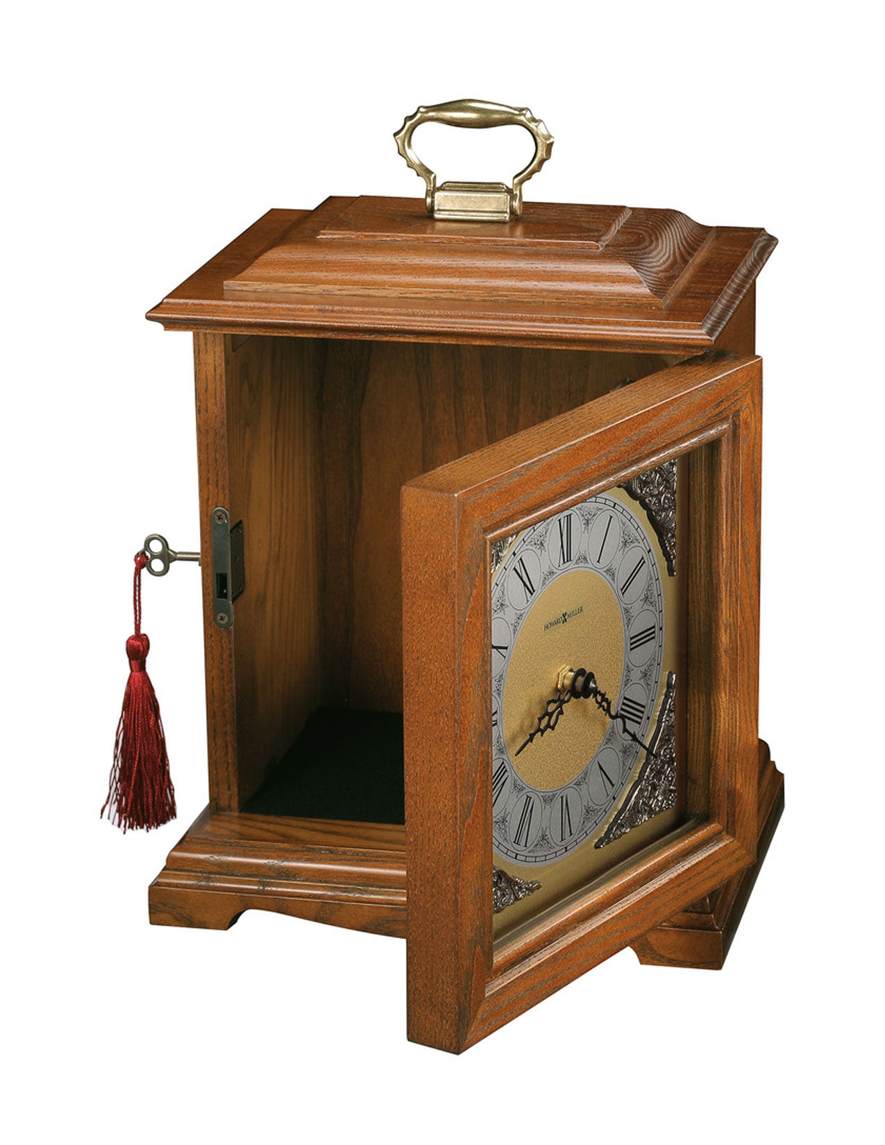 Continuum - Oak Clock Urn