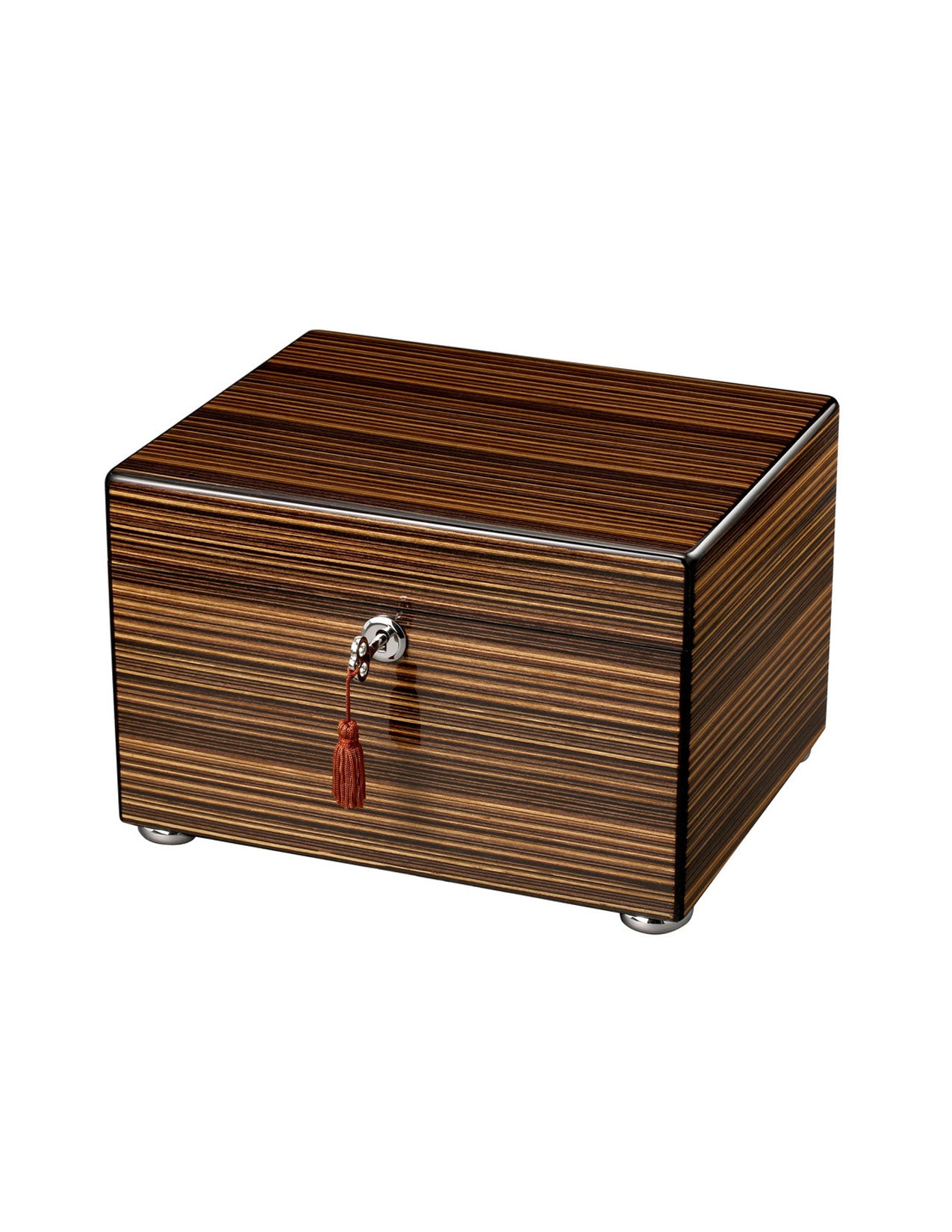 Unity I - Ebony Stripe Chest