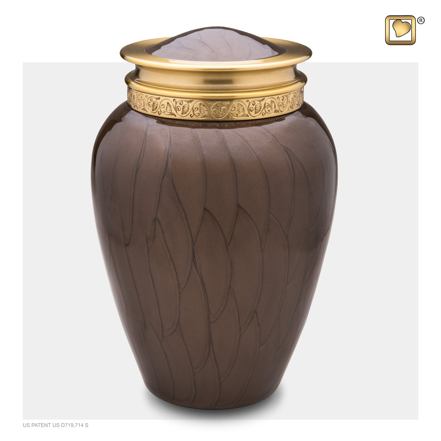 Adult Blessing Bronze Cremation Urn