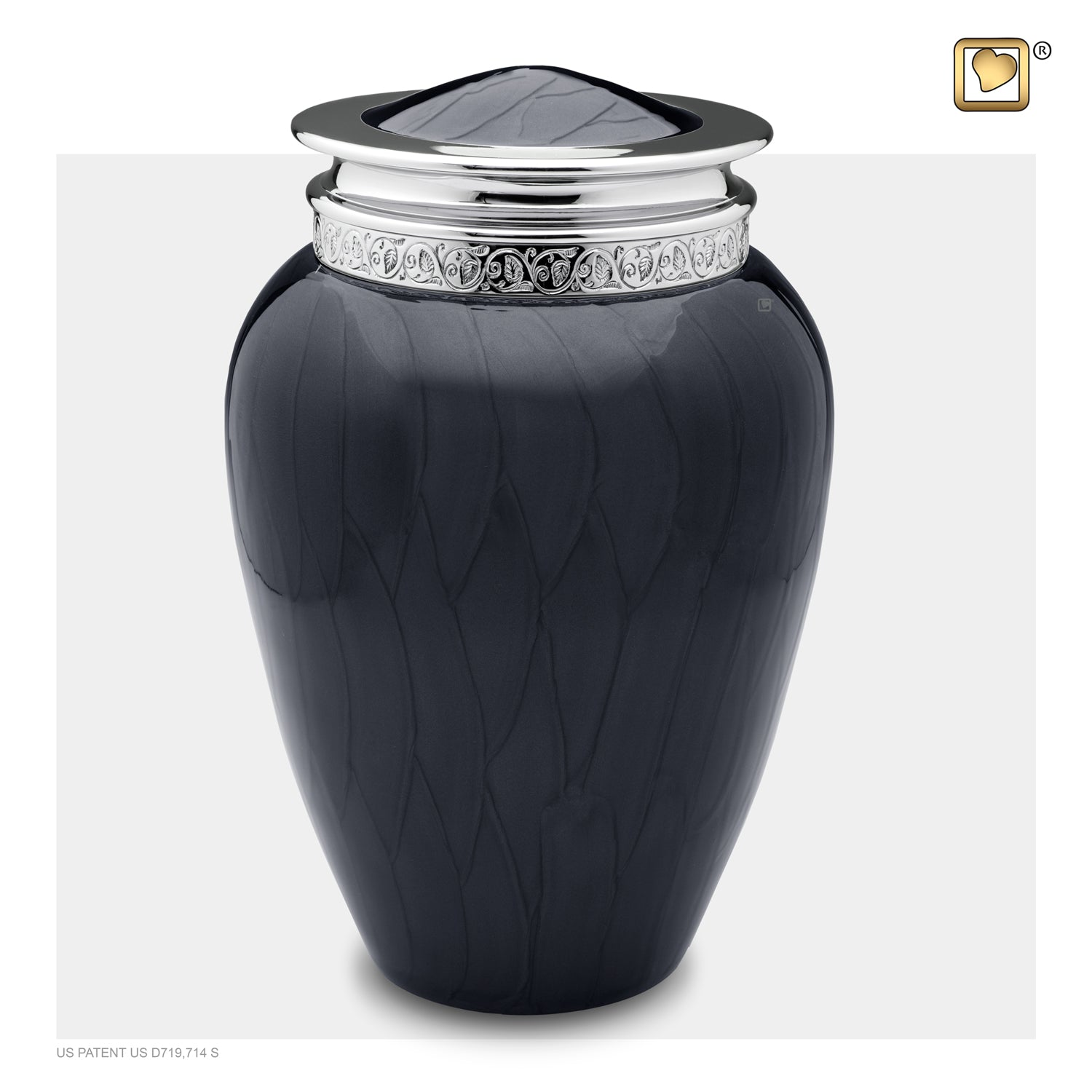 Adult Blessing Midnight Cremation Urn