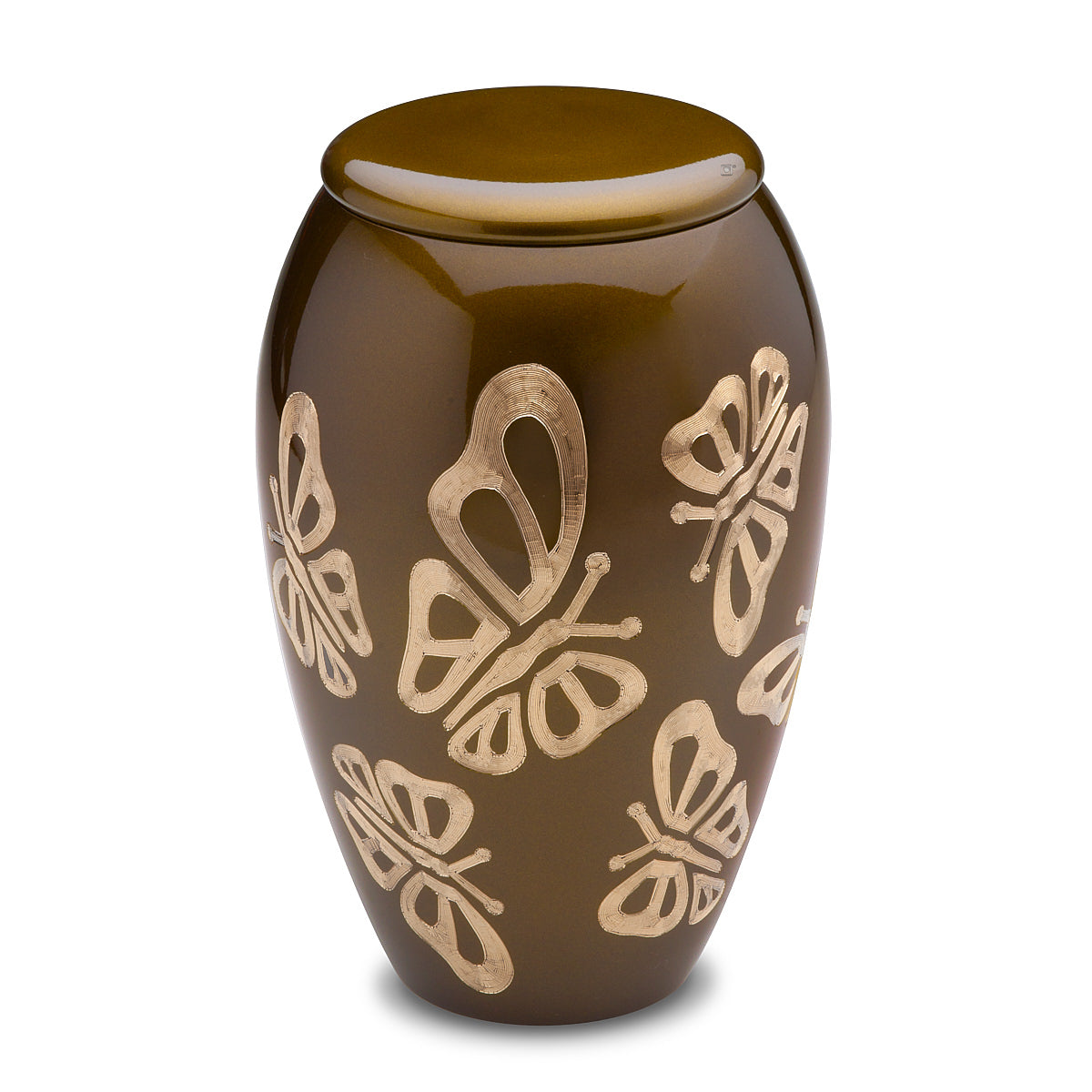 Adult Butterflies Cremation Urn