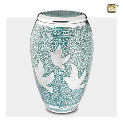 Adult Returning Home Cremation Urn