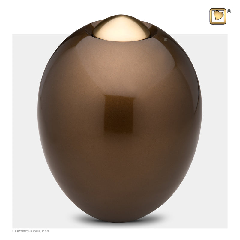 Adult Adore Bronze Cremation Urn