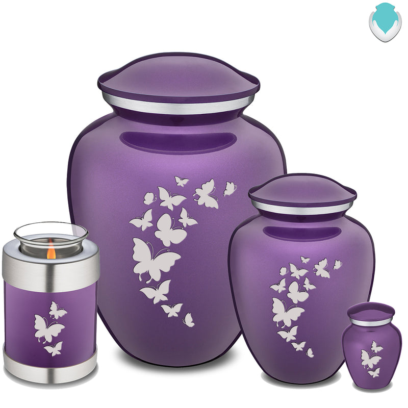 Adult Embrace Butterfly Cremation Urn
