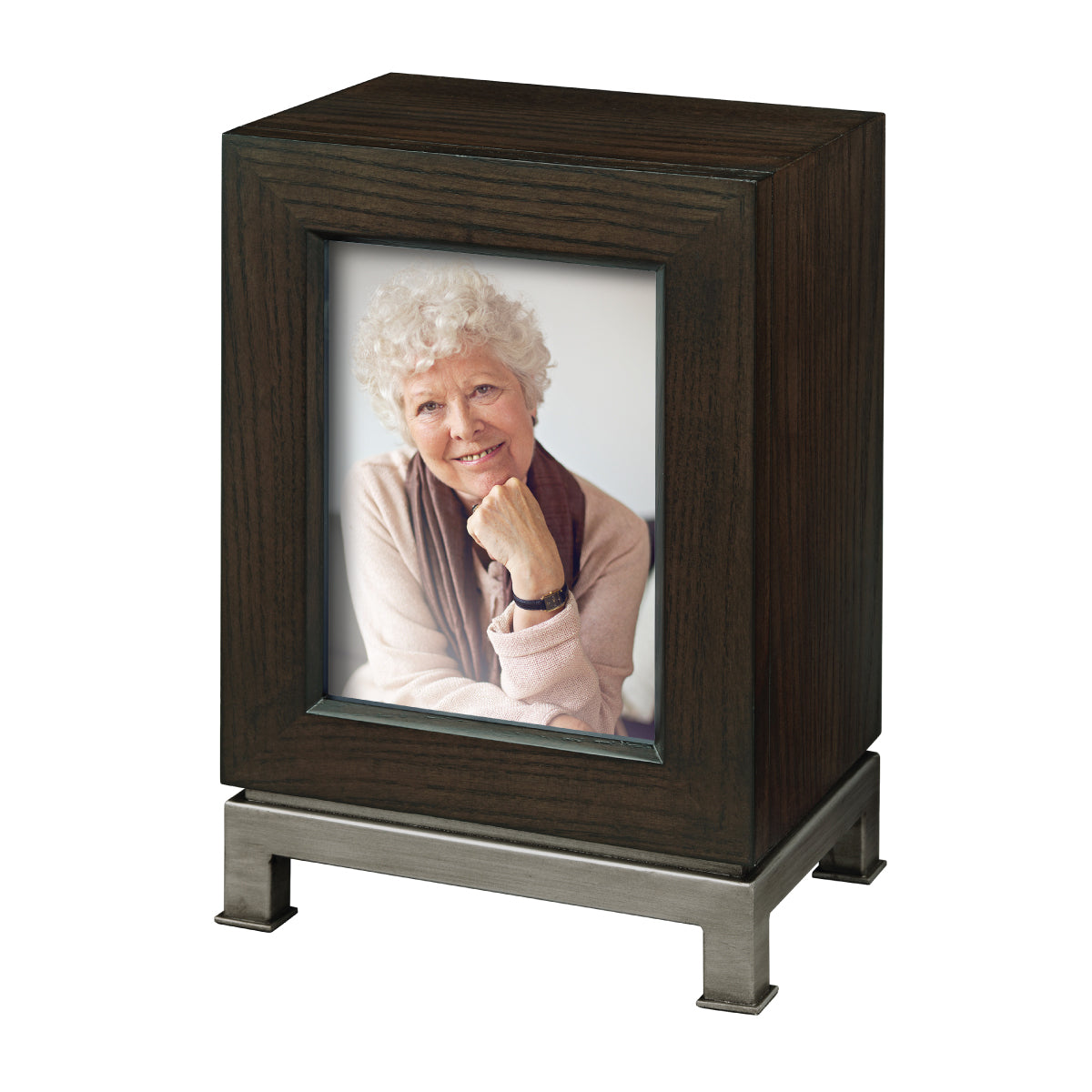 Metro II Mantel Photo Urn