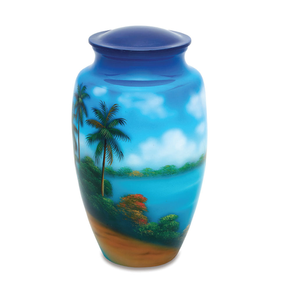 Paradise Adult Cremation Urn