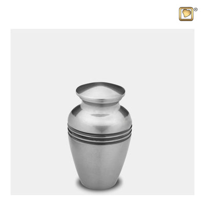 Keepsake Radiance Pewter Cremation Urn