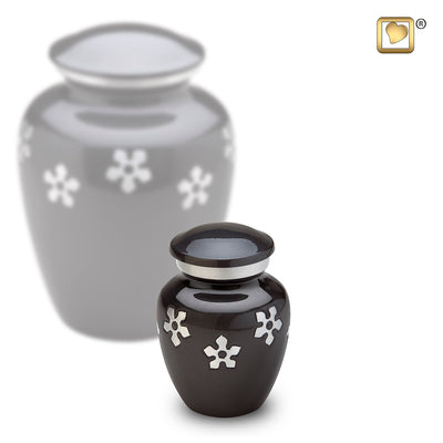 Keepsake Forget-Me-Not Cremation Urn