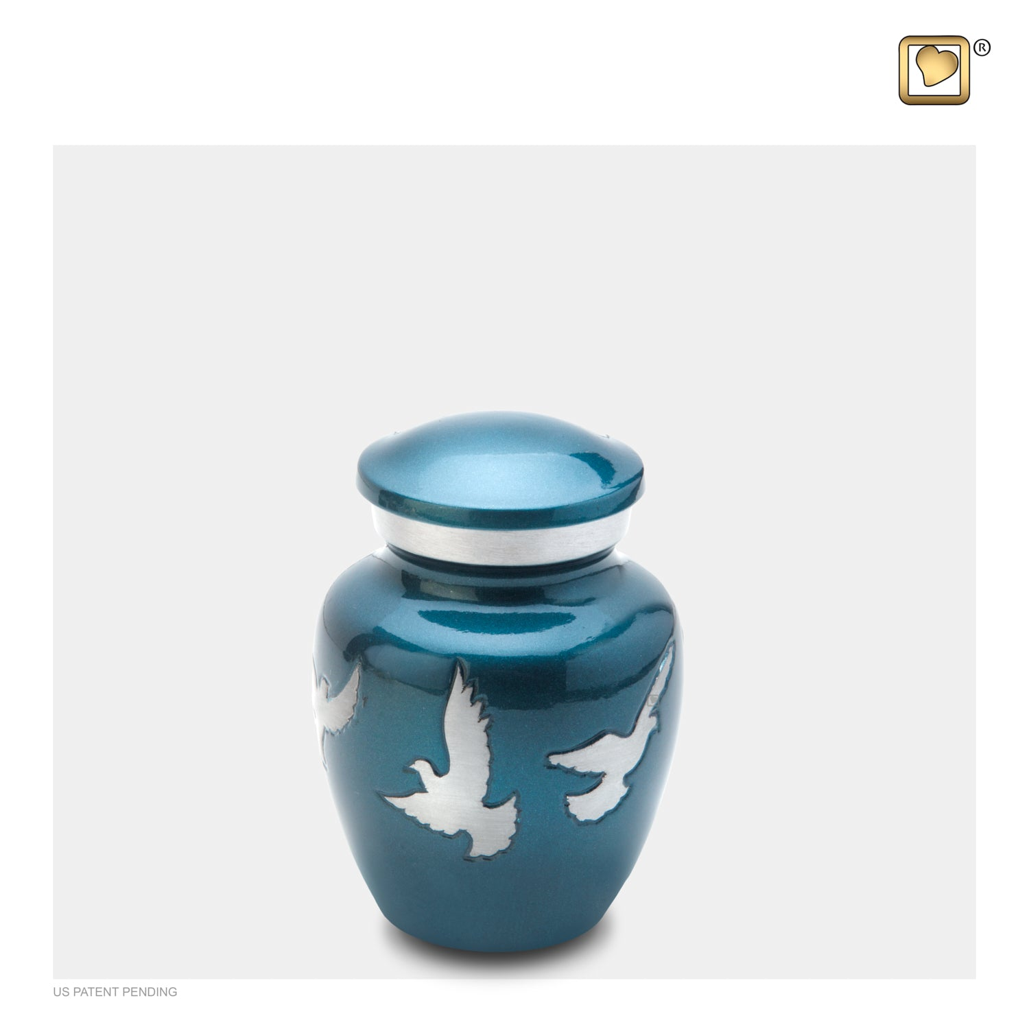 Keepsake Flying Doves Cremation Urn
