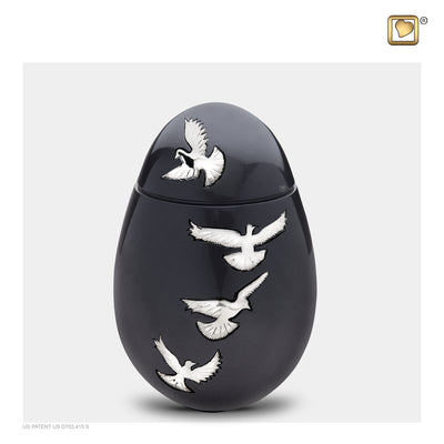 Medium Nirvana Adieu Cremation Urn
