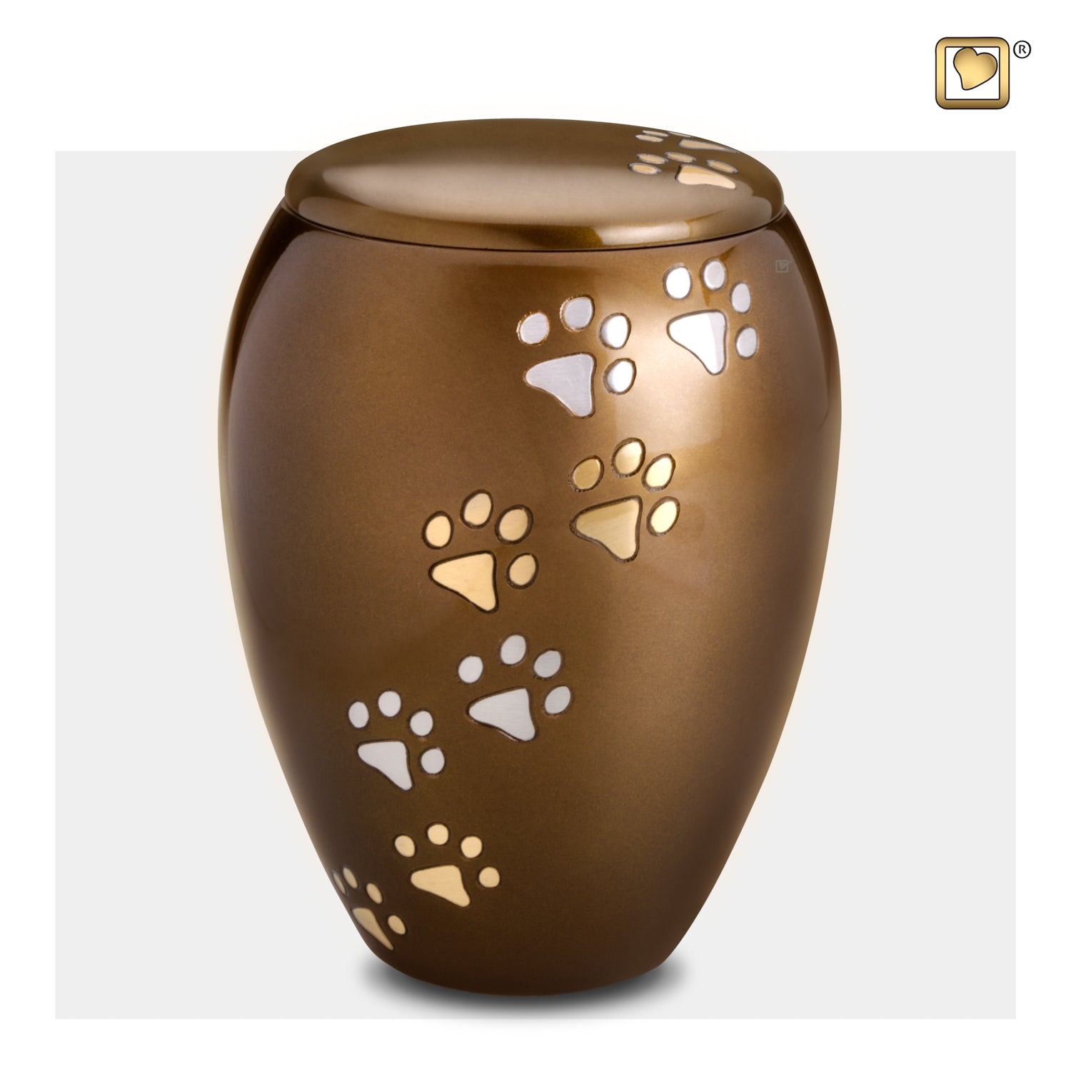Majestic Paws Large Pet Urn