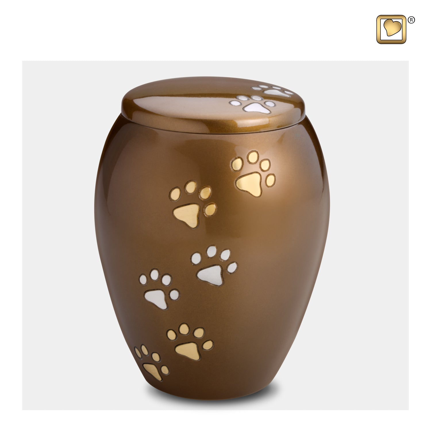 Majestic Paws Medium Pet Urn