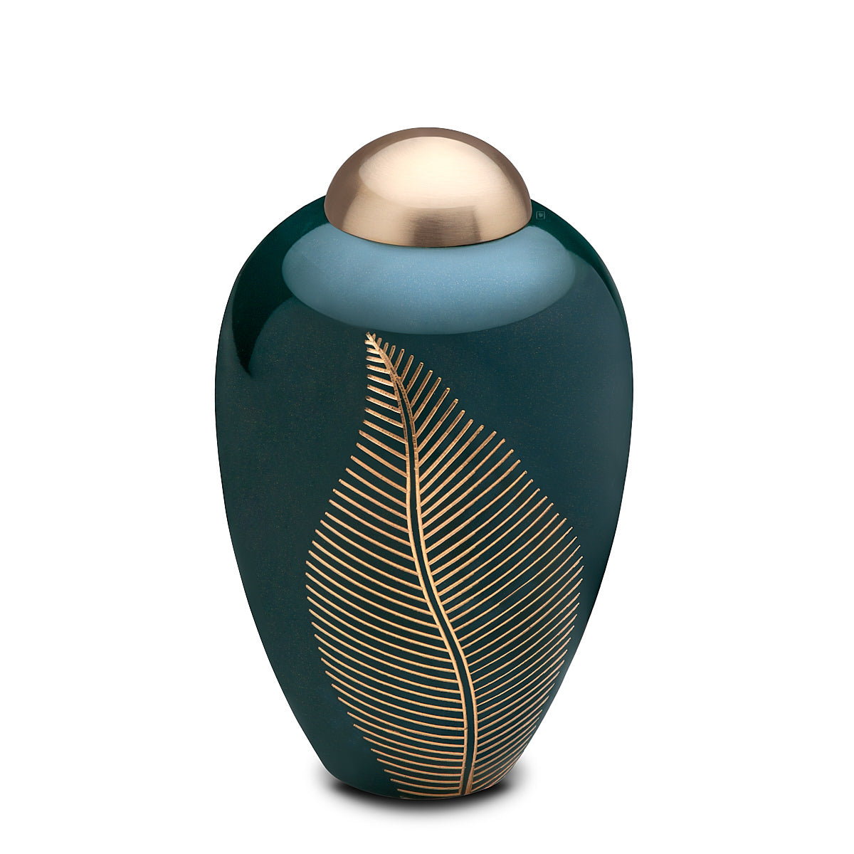Elegant Leaf Pet Large Urn