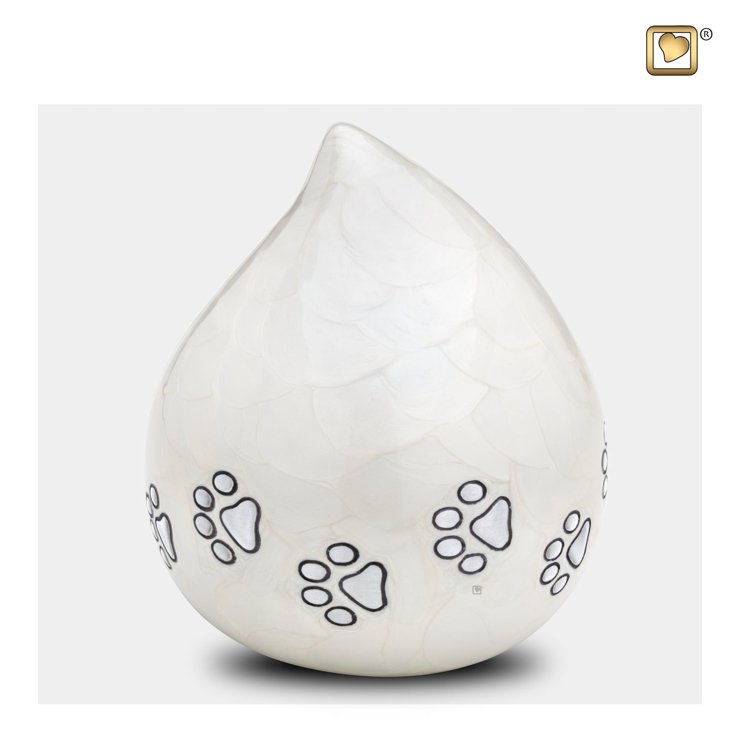 LoveDrop Pet Pearl Urn