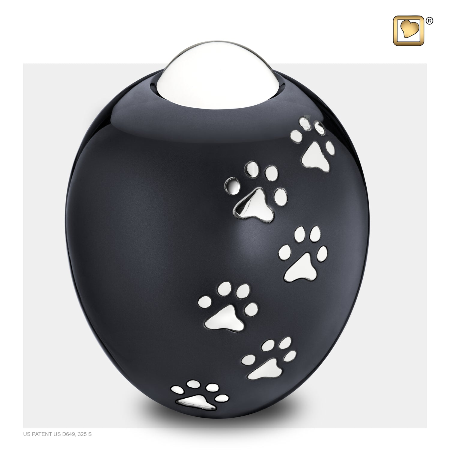 Adore Pet Midnight Large Urn