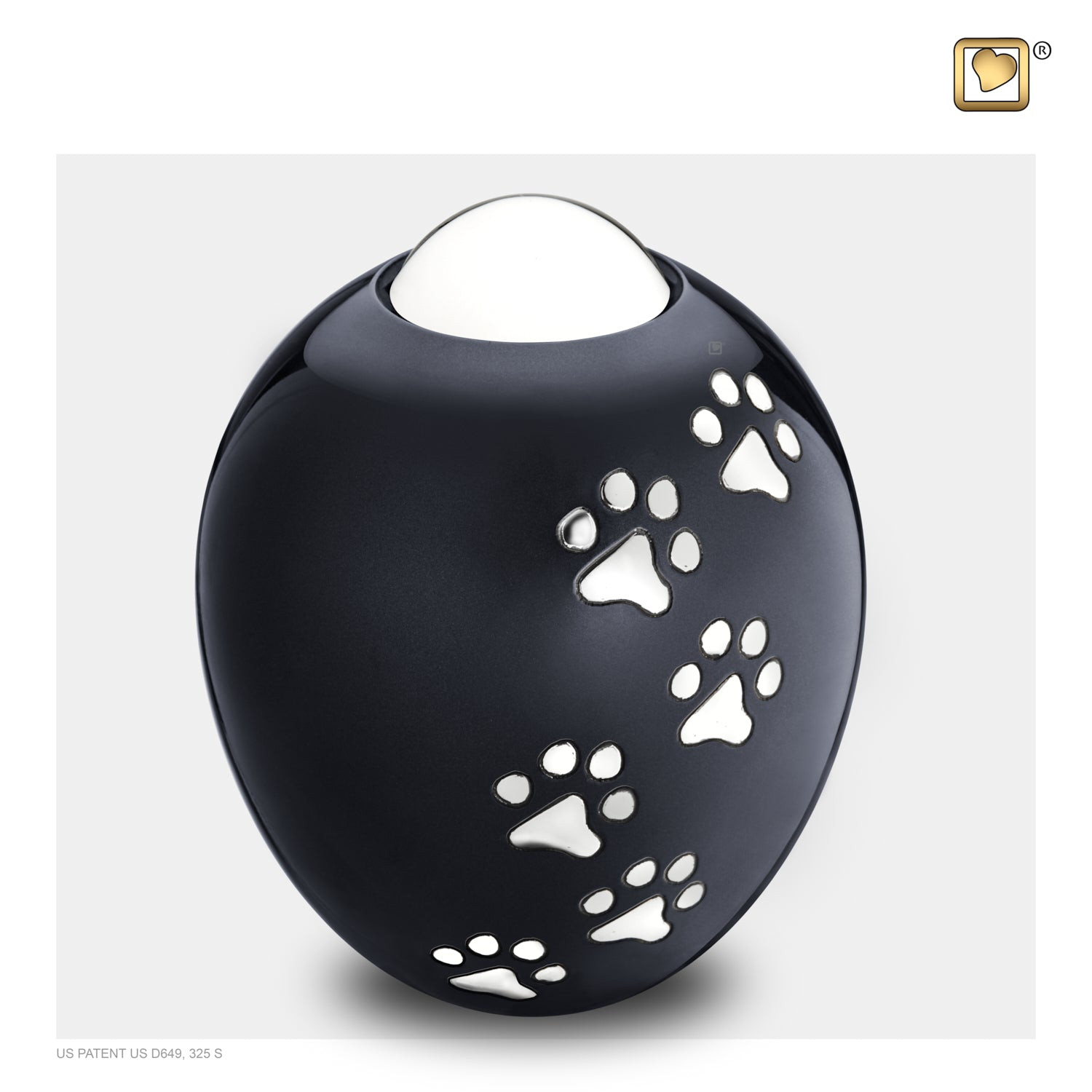 Adore Pet Midnight Medium Urn