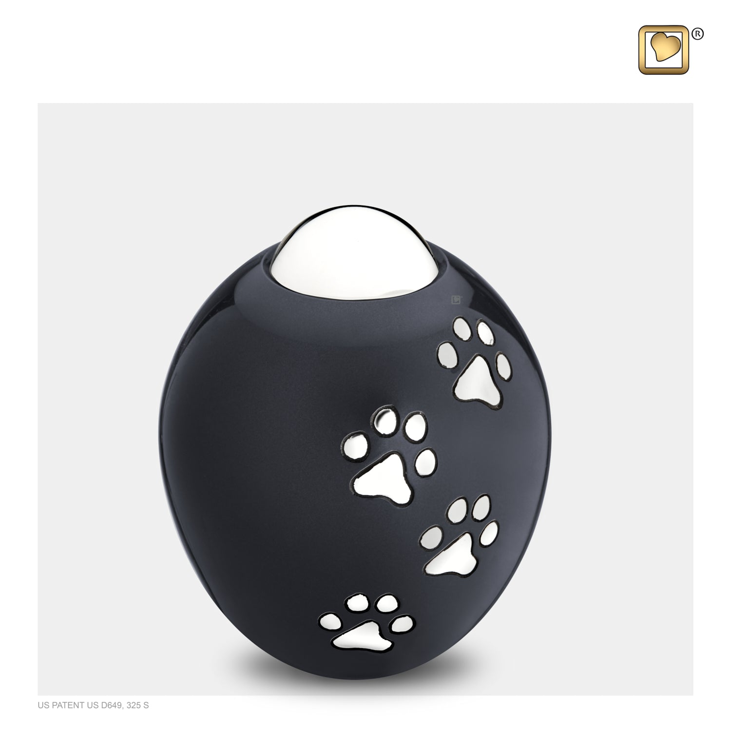 Adore Pet Midnight Small Urn