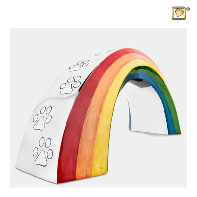 The Rainbow Bridge Small Pet Cremation Urn