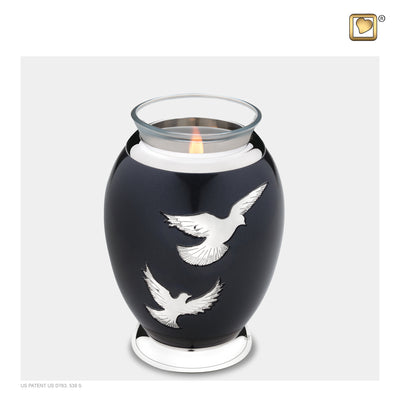 Tealight Nirvana Adieu Cremation Urn