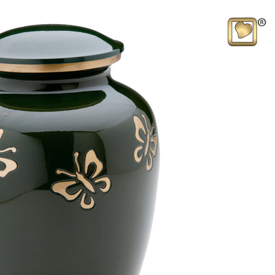 Adult Butterfly Quest Cremation Urn