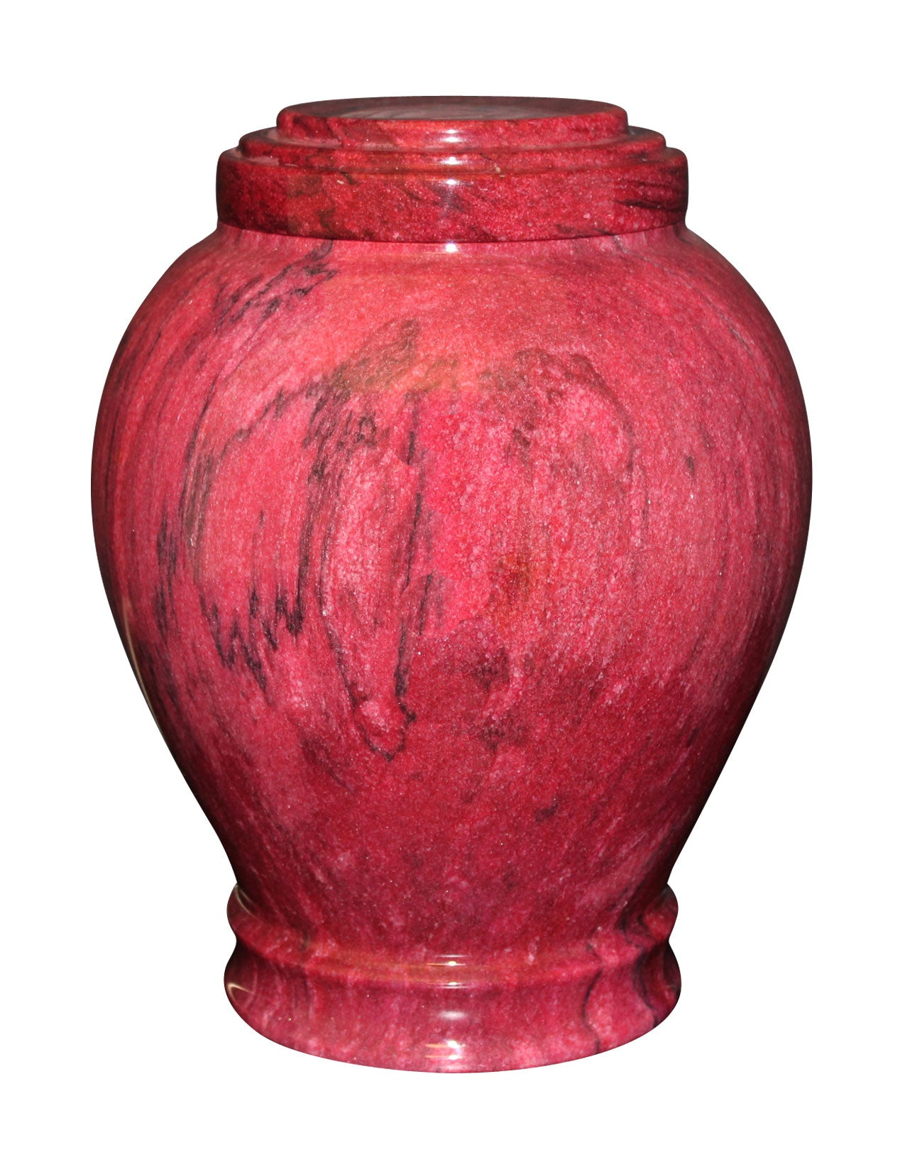Red Traditional Marble