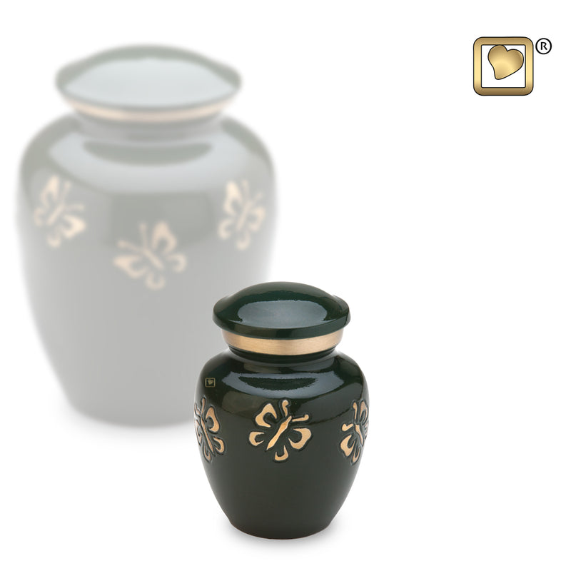 Keepsake Butterfly Quest Cremation Urn