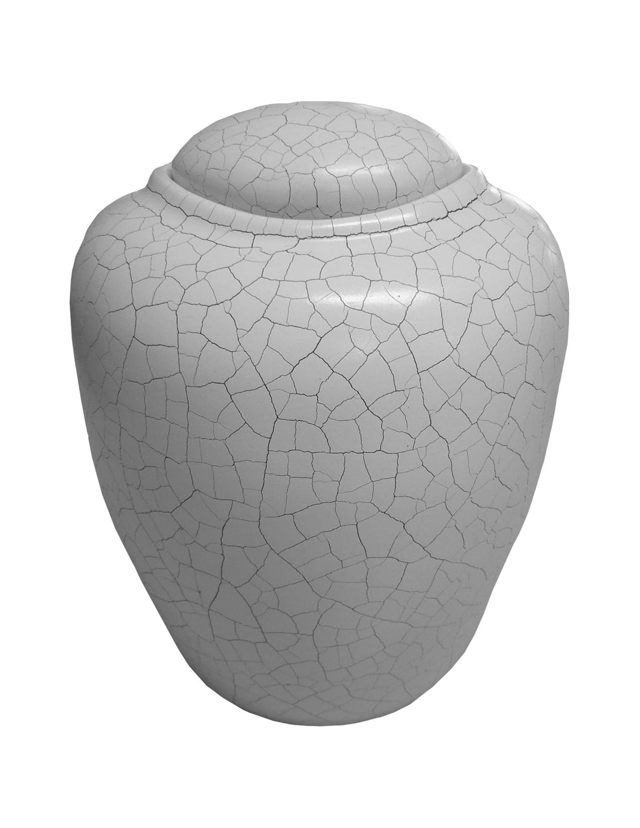 Oceane Sand & Gelatin Urns Antique White Cremation Urn