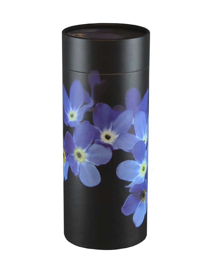 Adult Scattering Tube Forget Me Not Cremation Urn