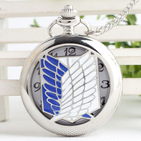 Attack on Titan - Wings of Liberty Taschenuhr - Cosplayuniverse.de
