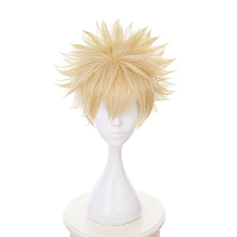 My Hero Academia – Bakugo Katsuki Perücke in blond