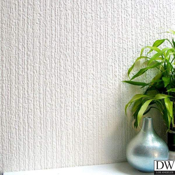 Willow Bough Paintable Textured Vinyl Wallpaper